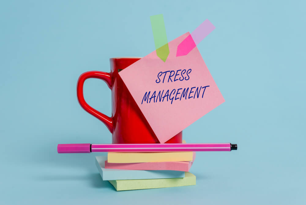 Stress management for title loans.