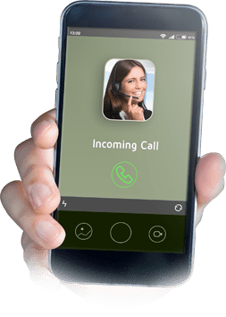 Incoming Call Phone Image